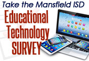 Take the Educational Technology Survey